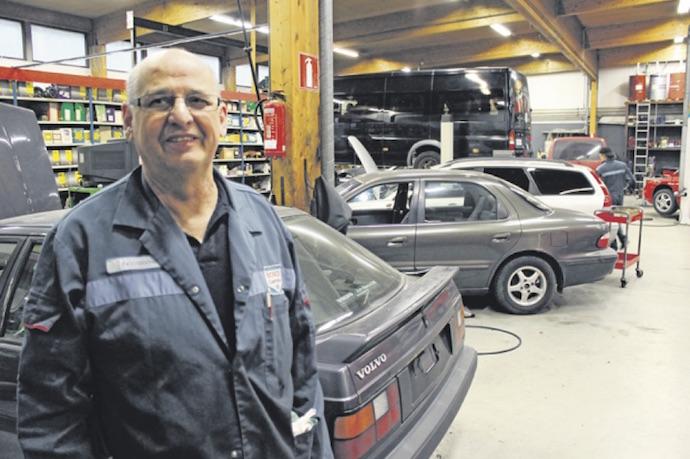 Keijo Häkkinen - Autosähkö ja Dieselhuolto Häkkinen
