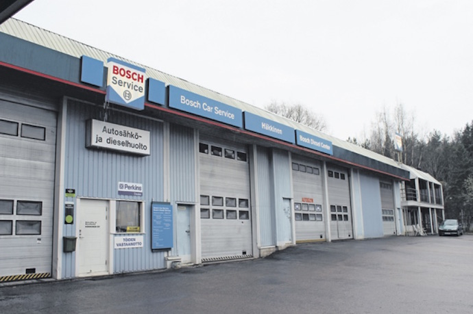 Katalysaattorien kierrätyspiste - Autosähkö ja Dieselhuolto Häkkinen